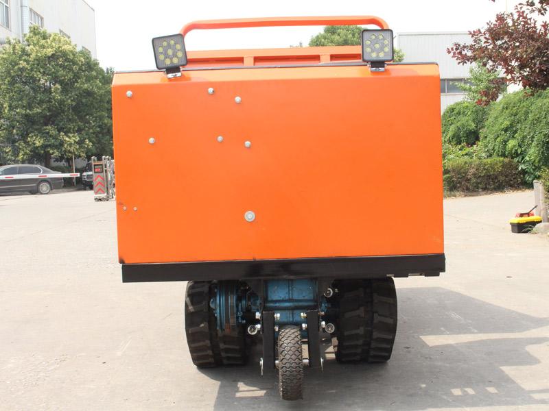 D222-2T座驾式履带运输车