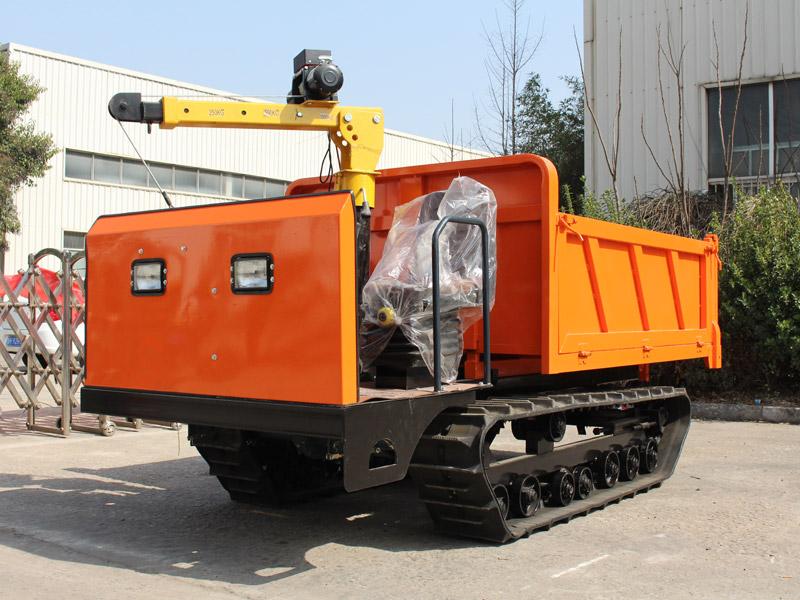 D223-3T座驾式履带运输车