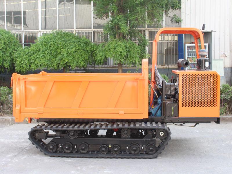D226-5T座驾式履带运输车