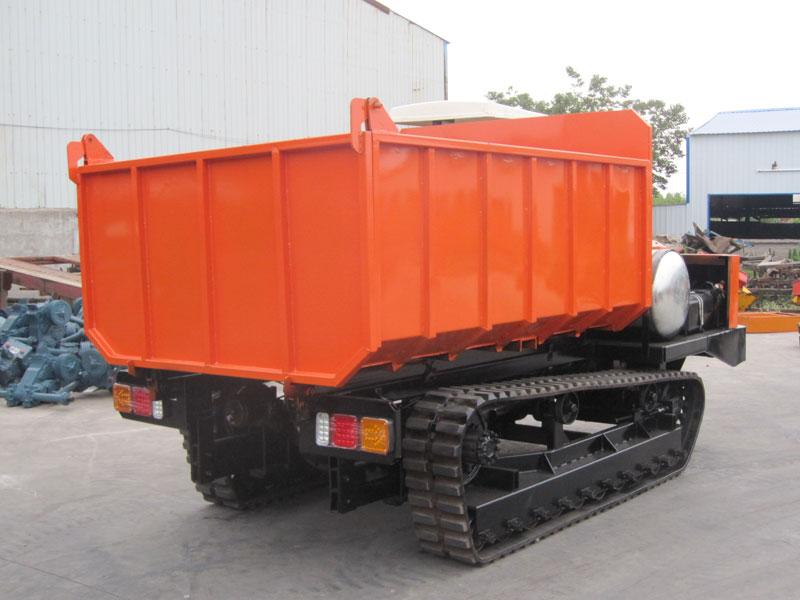 D231-8T座驾式履带运输车