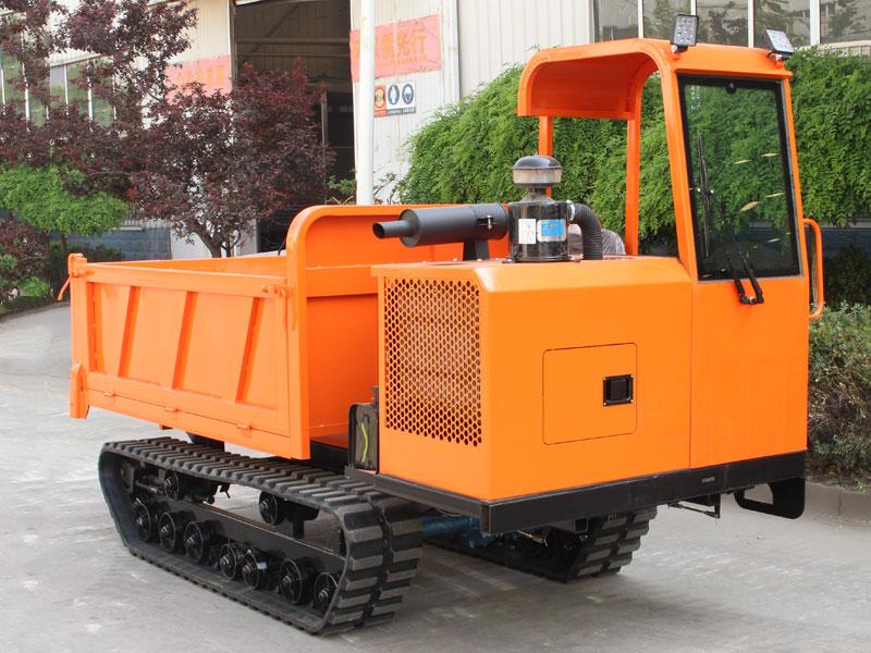 履带运输车的系统装置该注意哪些问题
