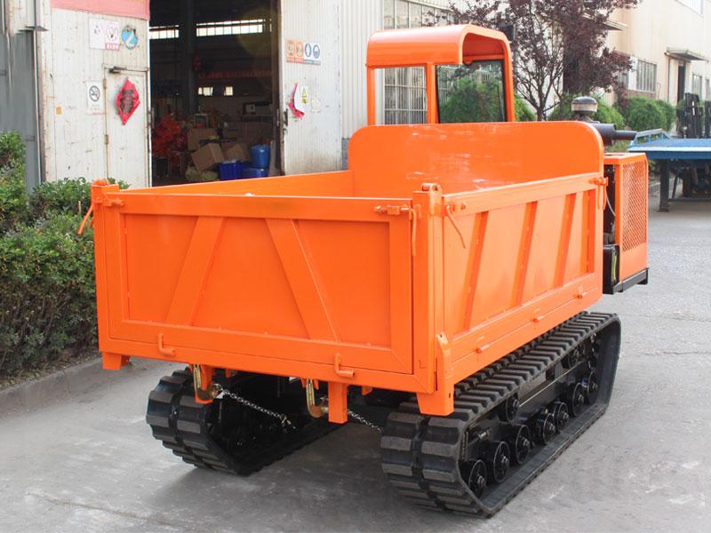 与其他传统运输机械相比,履带运输车有哪些优异性?