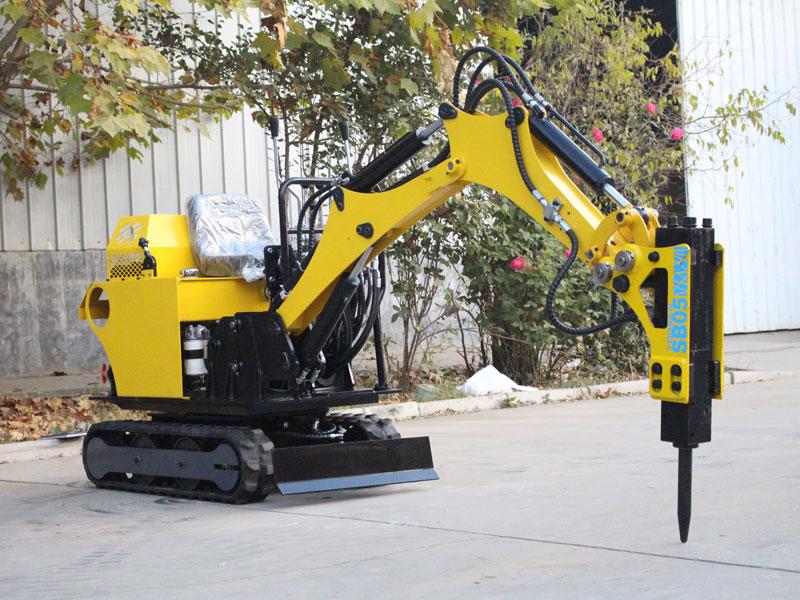 R360小型履带式挖掘机
