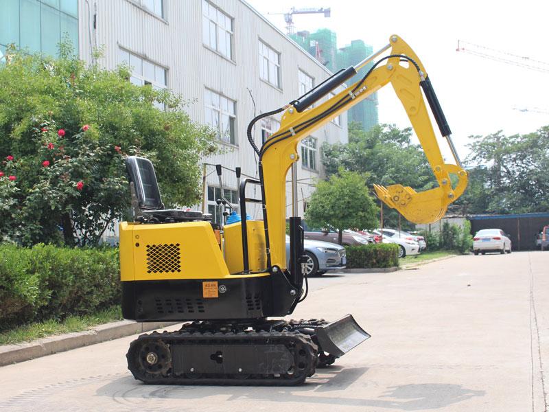 R319小型履带式挖掘机