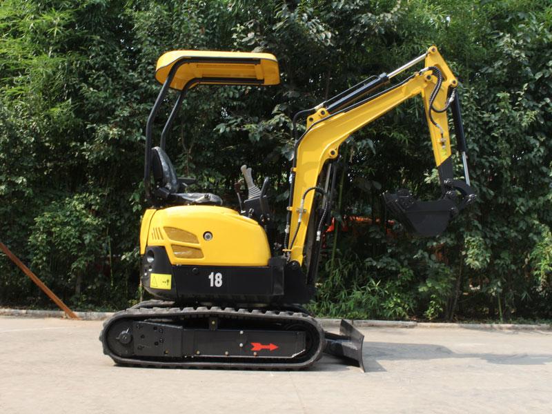 小型挖掘机前期工作需要做哪些准备?