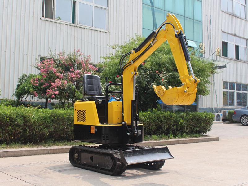08微型挖掘机等于多少个人工